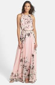 eliza j dresses eliza j belted chiffon maxi dress where to buy how to wear