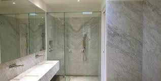 Bathroom Tile Ideas White Carrara by Comwhite Carrara Marble Bathroom Crowdbuild For