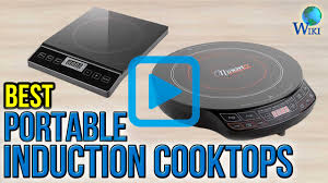 Induction Cooktop Walmart Top 7 Portable Induction Cooktops Of 2017 Video Review
