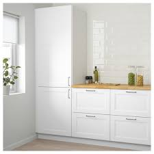 ikea white kitchen cabinet doors i a bright white cabinet door at ikea axstad matte white
