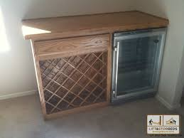 wine cooler cabinet furniture cool wine rack with cooler t20 on perfect home remodeling ideas with