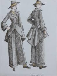 ole de la chambre syndicale de la couture parisienne fashion drawing done at l ecole de la chambre syndicale de la