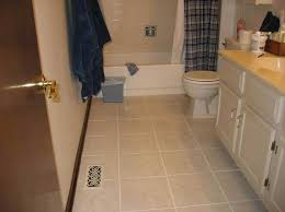 bathroom floor idea small bathroom tile floor ideas