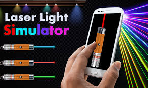 laser light simulator android apps on play