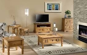pine living room furniture sets 2 new in unique leather with