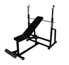 Multi Gym Bench Press Gym Machine Economy Series 3 In 1 Bench Press Flat Incline