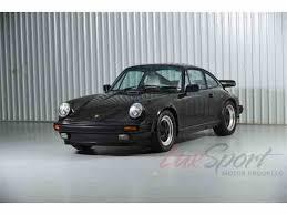 1989 porsche 911 anniversary edition porsche 911 for sale on classiccars com 353 available