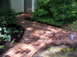 Brick Patio Design Patterns by Herringbone Brick Walkway Google Search Walkways Pinterest
