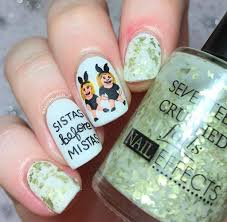 valentine u0027s day pun nails art designs popsugar beauty uk
