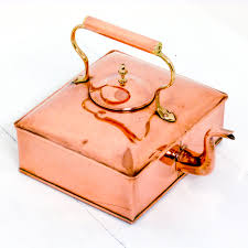 a victorian square copper kettle http witchantiques com
