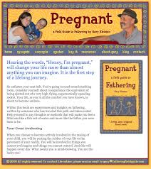 garys guide pregnant a field guide to fathering u2014 sevmedia