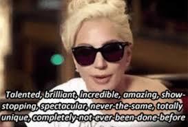 Lady Gaga Meme - nolan caffeinated and opinionated