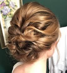 Hochsteckfrisuren Mittellange Haare by 27 Trendige Hochsteckfrisuren Für Mittellanges Haar