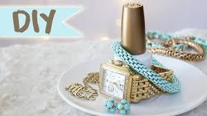 diy nail polish bottle jewelry organizer youtube