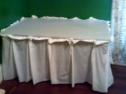 how to cover a table party table cover ideas webtechreview com