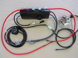 electrical box ignition systems restoration services yamaha