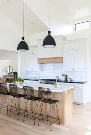 white and taupe lower kitchen cabinets painting kitchen cabinets our favorite colors for the