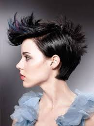 rocker hairstyles for guys male punk hairstyle with short sides