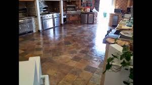Wax Laminate Floors Floor Doctor Special Wax Job On Slate Floors Youtube