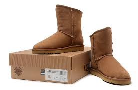 womens ugg boots waterproof s metallic rivets waterproof chestnut boots