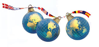 world christmas around the world
