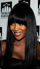 what are african women hairstyles in paris black women long straight hair with bangs straight hairstyle