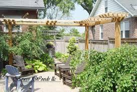 backyard arbor design ideas