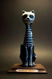 Halloween Cat Skeleton 656 Best Dia De Muertos Images On Pinterest Day Of The Dead