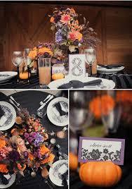 20 Elegant Halloween Decorating Ideas Halloween Wedding Decorations