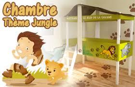 chambre jungle thèmes de chambres d enfant et bébé dé ta chambre