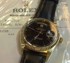 rolex black friday hong kong watch fever 香港勞友 rolex ref 18038 black dial day date