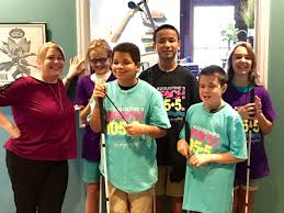 Savannah Association For The Blind Blind Students Featured On Radio Station Fsdb