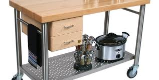 kitchen noticeable portable rolling kitchen island engrossing