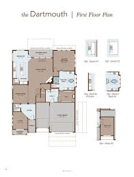 ashton woods floor plans dartmouth home plan by gehan homes in trinity falls river park classic