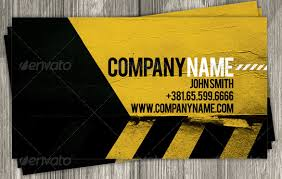 Business Card For Construction Company 30 Real Estate Business Card Templates Tutorial Zone