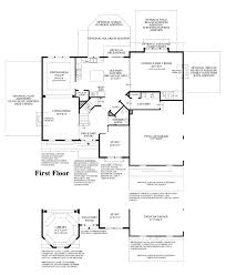 Charleston Floor Plan by The Estates At Cedarday The Columbia Ii Home Design