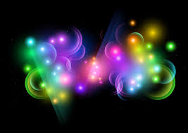 colored glowing light effects vector 04 vector other free