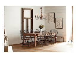 dining room furniture jacksonville fl magnolia home by joanna gaines farmhouse 10 piece dining set with