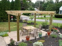 modern backyard fence archives garden trends