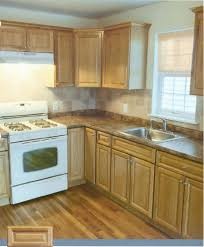 Painting Bare Wood Cabinets Oak Cabinet Kitchen 5869 Norma Budden