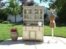 the painted chic design french country hutch sold
