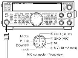 mic wiring diagram for kenwood ts440s diagram wiring diagrams
