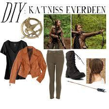 Katniss Halloween Costume Diy Katniss Everdeen Halloween Costume