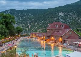 Glenwood Springs Colorado Map by Glenwood Springs Outthere Colorado
