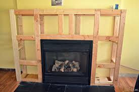build a fireplace surround binhminh decoration