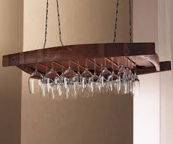 splendid image hanging wine rack how to hers wooden wine glass on