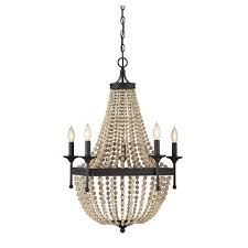 Ceiling Chandelier Lighting Chandeliers Crystal Modern Iron Shabby Chic Country French