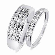 cheap wedding rings for him and awesome cheap his and hers wedding sets matvuk