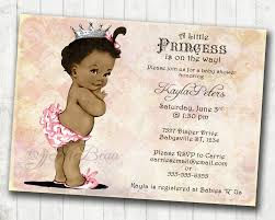 tips for choosing african american baby shower invitations free