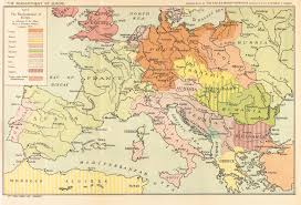 I 35 Map The Readjustment Of Europe Cornell University Library Digital